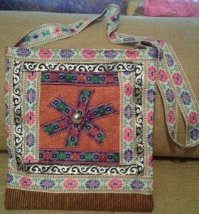Этно-сумка Котомка
