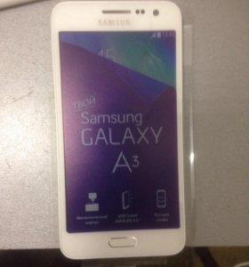 Samsung A3-2015г новый +79788496864