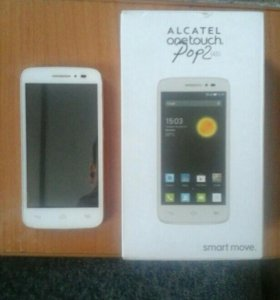 Alcatel one touch. POP2
