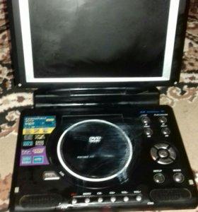 DVD телевизор