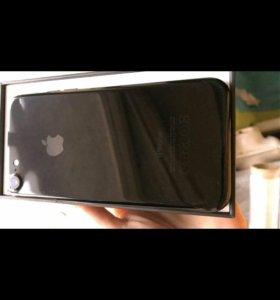 Айфон 7 128 гигов оникс