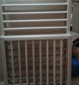Кроватка детская (новая)