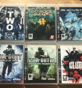 Игры для Sony PlayStation 3 (PS3)