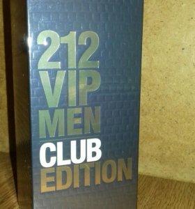 212 VIP MEN CLUB EDITION
