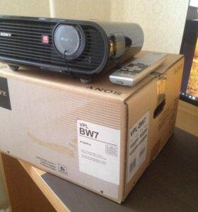 Проектор Sony Vpl-bw7 с экраном