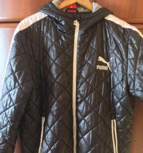 Куртка puma межсезон