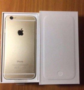Продам айфон 6 Gold 64g  без обмена.