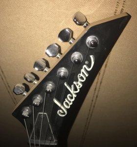 Гитара Jackson js30kv