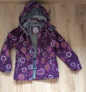 Куртка зимняя huppa