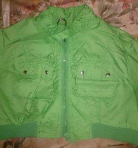 Куртка-болеро OGGI