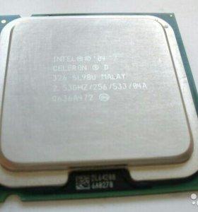 Процессор Intel Celeron D