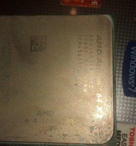 Процессор амd Athlon 64 x2 2.8 гц