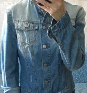 Джинсовая куртка Blumarine