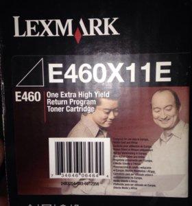 Lexmark e460 x11e