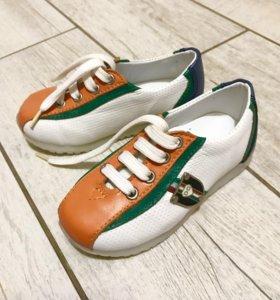 D&G ботинки новые