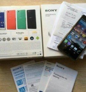 Sony Xperia Z3 Compact (black)
