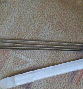 Продам металлический спицы для вязания
