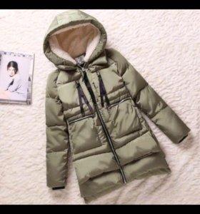 Куртка зимняя 42-46