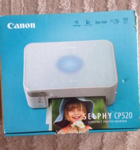Canon selphy cp 520