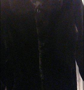 Шуба мужская норковая