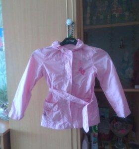 Курточка детская 2-3года