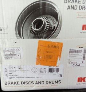 Задние тормозные диски BMW