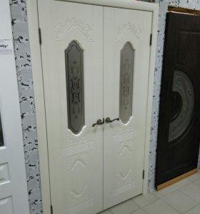 Межкомная дверь в зал, цвет на выбор