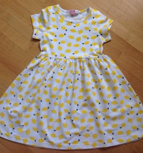 Платье размер 4-5 лет рост 110-116 см. Новое
