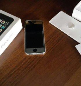 Айфон5 s LTE 16g в хорошем сост