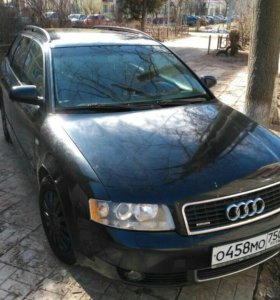 Audi A4 B6 2004 г.в.