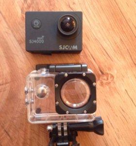 Экшн Камера CJCAM 4000 Wi-Fi