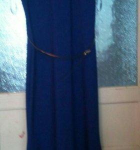 Вечернее платье в хорошом состоянии