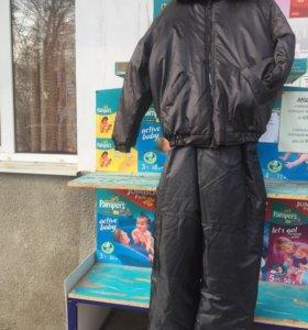 Новый зимний костюм (куртка+брюки)
