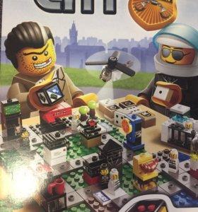 Настольная игра LEGo City