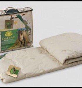Одеяло из верблюжей шерсти термофиксированное