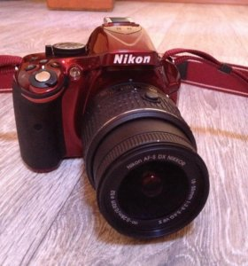 Nikon D5200 18-55mm