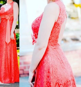Вечернее/выпускное платье