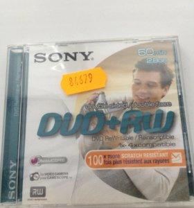 Диски-DVD для видеокамеры