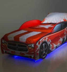 """Кровать машина """"Додж-М"""""""