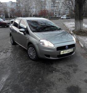 Fiat Grande Punto 2009г
