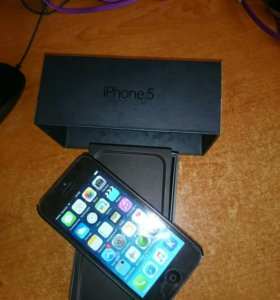 IPHONE 5 16Gb ОБМЕН