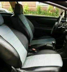 Чехлы на Citroen C4 Купе