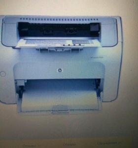 Принтер hp laser jet 1005