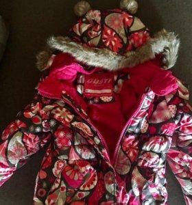 Куртка зимняя детская Gusti