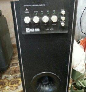 Звуковая система 2.1 Sven.