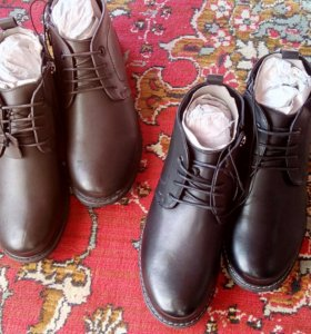 Распродажа мужской обуви.