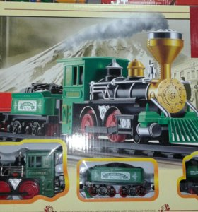 Железные дороги Классический поезд
