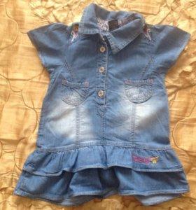 Платье 1 год