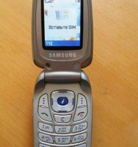 Телефон Samsung SGH-x640