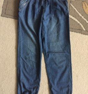 Брюки, джинсы, леггинсы на девочку